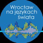 Logo projektu społecznego Wrocław na językach świata
