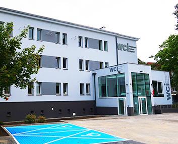 Zdjęcie przedstawiające budynek Wrocławskiego Centrum Integracji